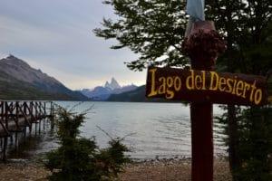 Lago del Desierto
