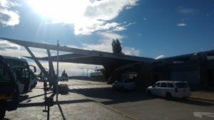 Aeropuerto – El Chaltén